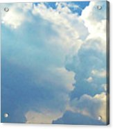 It's Clouds Illusions I Recall 1 Acrylic Print
