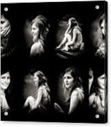 Iuditha Acrylic Print