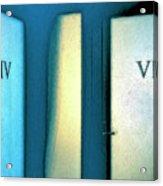 Iv Or Vi Acrylic Print