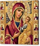 Iveron Theotokos Acrylic Print