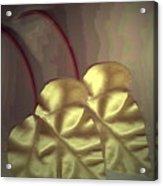 Ivy Heart Acrylic Print