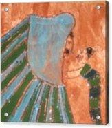 Jaaja Getu And Her Abigail - Tile Acrylic Print