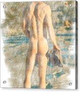 Jack B. 3--2 Acrylic Print