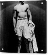 Jack Dempsey, Circa 1920s Acrylic Print
