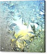 Jack Frost Masterpiece Acrylic Print