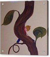 Jack In The Beanstalk Acrylic Print