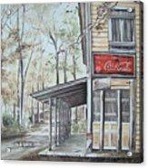 Jackson Springs Acrylic Print