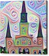 Jackson Square - Nola Acrylic Print