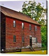 Jackson's Mill #3 Acrylic Print
