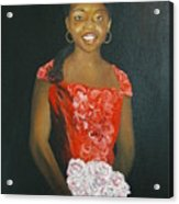Jaclyn Acrylic Print