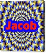 Jacob Acrylic Print