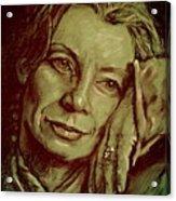 Jacqueline Acrylic Print