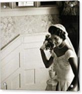 Jacqueline Kennedy Acrylic Print