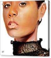 Jada Pinkett - Smith - 01 Acrylic Print