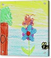 Jadei L Acrylic Print