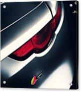 Jaguar F Type S Acrylic Print