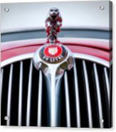 Jaguar Mark 2 Acrylic Print