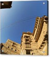 Jaisalmer Fort Acrylic Print