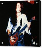 Jake E. Lee Acrylic Print