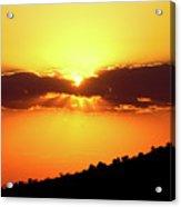 Jalisco Sunset Acrylic Print