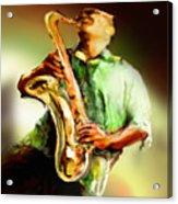 Jam Acrylic Print