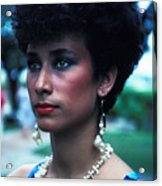 Jamaica Beauty Acrylic Print