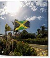 Jamaica Day Acrylic Print