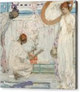 -   James Abbott Mcneill Whistler Acrylic Print