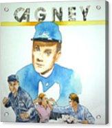 James Cagney Acrylic Print