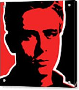 James Dean 009 Acrylic Print