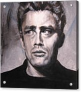 James Dean Two Acrylic Print