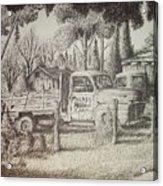 James Farm Acrylic Print