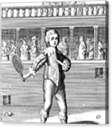 James II (1633-1701) Acrylic Print