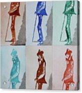 James Joyce The Pluralist Acrylic Print