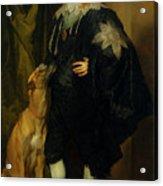 James Stuart - Duke Of Richmond And Lennox                       Acrylic Print