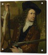 Jan De Hooghe  Acrylic Print