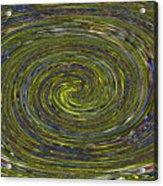 Janca Abstract #6731eca1b Acrylic Print