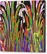 Jancart Drawing Abstract #8455wtpc Acrylic Print