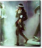 Janet Jackson 90-2379 Acrylic Print