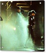 Janet Jackson 90-2387 Acrylic Print