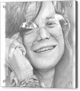 Janis Acrylic Print