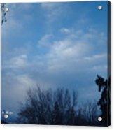 January 04 2005 1046am Acrylic Print