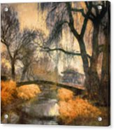 January 13 2010 Acrylic Print