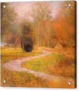 January 14 2010 Acrylic Print
