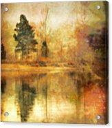 January 26 2010 Acrylic Print
