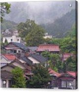 Japan Countryside Acrylic Print