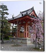 Japan Kiyomizu-dera Temple Acrylic Print