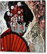 Japanese Art Acrylic Print