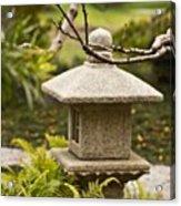 Japanese Friendship Garden 1 Acrylic Print