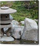 Japanese Friendship Garden 5 Acrylic Print